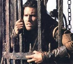 """""""I am the greatest swordsman that ever lived. Say, um, can I have some of that water?"""" Val Kilmer as Madmartigan in """"Willow"""""""