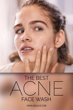 #acne #skincare #skincareproducts #beauty #beautytip #beautytips #acnescartreatment #ExfoliatingFaceScrub Best Face Wash, Acne Face Wash, Acne Skin, Oily Skin, Natural Acne Remedies, Pimples Remedies, Scar Treatment, Remove Acne, Top