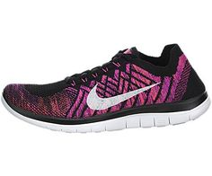 Nike Free Rn Flyknit Damen Orange