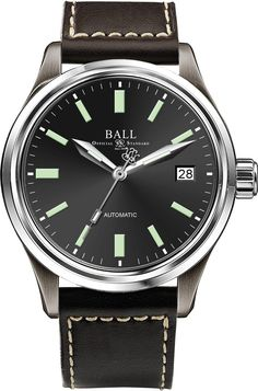 Ball Watch Company Trainmaster Titanium Pre-Order #basel-15 #bezel-fixed #bracelet-strap-leather #brand-ball-watch-company #case-depth-10-35mm #case-material-titanium #case-width-38mm #date-yes #delivery-timescale-call-us #dial-colour-black #gender-mens #luxury #movement-automatic #new-product-yes #official-stockist-for-ball-watch-company-watches #packaging-ball-watch-company-watch-packaging #pre-order #pre-order-date-30-07-2015 #preorder-july #style-dress #subcat-trainmaster…