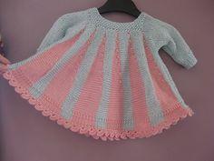 Ravelry: Maddie's Tiny Dress pattern by Jane Terzza