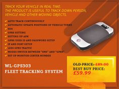 Widely used for person, vehicle and other moving objects tracking. Car Tracker, Gps Tracking Device, Cool Things To Buy, Vehicle, Objects, Cool Stuff To Buy, Vehicles