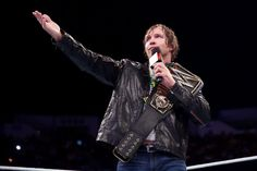 Dean Ambrose has been carrying the  WWE  World Heavyweight Championship since the Elimination Chamber event but he will soon have another chance to legitimately win it...