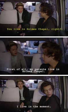 this is my new favorite thing ever a himym reference with one direction pictures!!!!!!!!!!!!!!