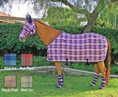 Kensington Protective Fly Sheet 86 Inch Black Plai by Kensington. $109.99. Kensington Protective Textilene Fly Sheet: Resists fly and insect bites Blocks up to 78% of UV rays that can cause bleaching Helps to keep your horse cool and can be wet down to provide extra cooling Is easy to clean and dries in minutes Prevents the growth of odorous, unhealthy and unsightly mildew Self-extinguishes when removed from flame Is an excellent non-sticking, non-abrasive protective lay...