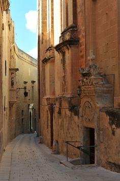 Mdina, Malta (by Stephan Rudolph)