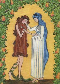 Eve & Mary ❤️