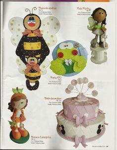 como hacer muñecos fofuchos - Revistas de manualidades gratis