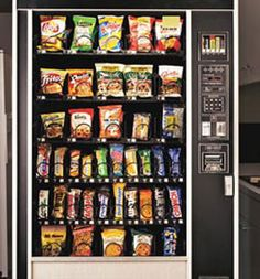Vending machines kill 4 times as many people as sharks. | Community Post: 62 Amazing Facts You Probably Didn't Know That Will Blow Your Mind