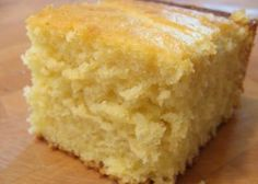 Sweet Cornbread This recipe came from and its wonderful. I bake it at least once a month! It has just the right amount of sweetness and its easy to throw to together. Think Food, Love Food, Thanksgiving Side Dishes, Quick Bread, Sweet Bread, Back Home, Food Dishes, Dishes Recipes, Meal Recipes