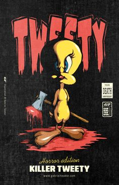 Killer Tweety