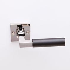 Door handle designed by Walter Gropius