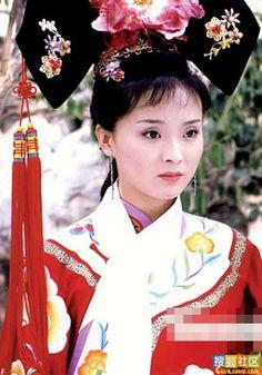 Rebecca Wang 王艳 《還珠格格》