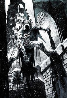 Batman by Todor Hristov