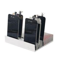 Mobile Phone Repair Tools Anti Static Adjustable Lcd Screen Holder Plastic Tray China