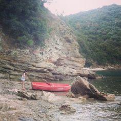 #ShareIG Oggi abbiamo fatto una follia: in barca a remi fino all' isolotto di #Ortano #RioMarina #Isoladelba #ILoveElba #tuscany #tuscanygram#turistipercaso #Elbaisland #Elbalovers #visitElba #visittuscany #sea #mare #beach #sailing #relax