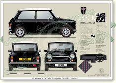 One Stop Classic Car News & Tips – Worldwide classic cars. Mini Cooper Classic, Mini Cooper S, Classic Mini, Classic Cars, Mercedes 300sl, French Movies, Bentley Mulsanne, Best Muscle Cars, Mini Trucks
