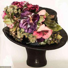 Navy Summer Hat, 1914-1918