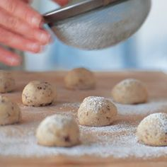 Butter Pecan Cookies | Williams-Sonoma These are my favorite cookies to bake for Christmas.
