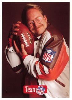 Martin Mull # 4 - 1992 Pro Line Profiles Football - Team NFL