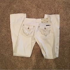 For Sale: Miss Me Straight Leg Jeans for $55