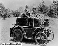 1897 Built by J.Philip Erie  First Automobile in Los  Angeles   25-5