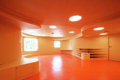 Gallery of Nursery and Primary School in Saint-Denis / Paul Le Quernec - 27