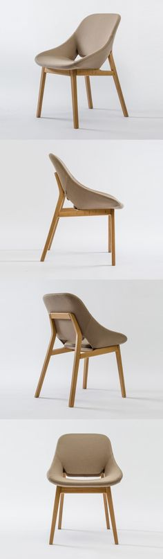 Terry Zappa and Marconato Maurizio Grace Chair