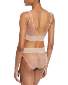 Else Bare Sporty Bra Top and Matching Items & Matching Items - Bergdorf Goodman Nylons, Bikini Poses, Lingerie Accessories, Beach Wear, Trends, Lingerie Collection, Bra Tops, Women Lingerie, Bikinis