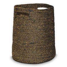 Nate Berkus™ Cotton Lurex Decorative Basket