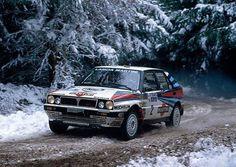 Britain 1988 Markku Alen