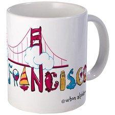 San Francisco Mug for