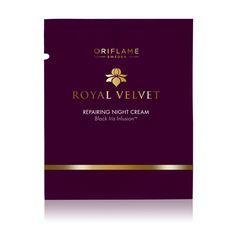 VZOREK - Obnovující noční krém Royal Velvet #oriflame