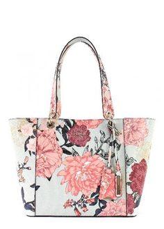 Guess Kamryn Floral Tote