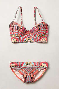 Anthropologie - Ananda Long-Line Top ^^this is super cute and it's not too skimpy!