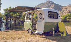 Happier Camper - A Small and Modern Camper