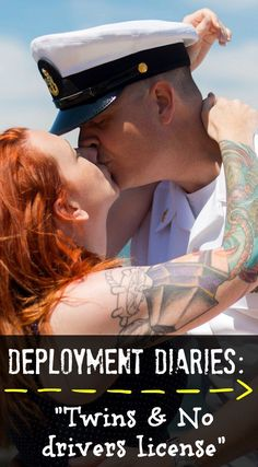 Deployment Diaries: Inspiring and Encouraging stories to tackle this ugly monster called: DEPLOYMENT!