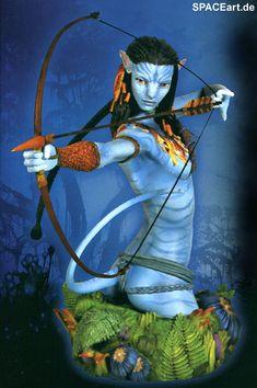 Avatar: Neytiri Bust - SpaceArt