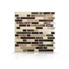 Bellagio Mosaïk - Carrelages auto-adhésifs   Smart Tiles Kitchen or bath upgrade?