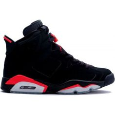 competitive price fb025 acd9a Jordan 6 Retro Black Deep Infra Red