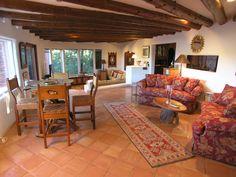 Great living spaces at this spacious #Sedona #vacation #retreat. #Sedona Vacation Accommodations- Silver Box Sedona. http://www.redrockrealty.net/sbs-living.html