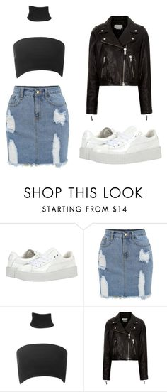 """""""Untitled #33"""" by alexa-str on Polyvore featuring Puma, Boohoo and Étoile Isabel Marant"""
