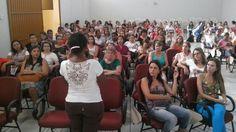 Organização, orientações e fortalecimento da unidade na luta dos educadores do PR, Cambará, em 2015.