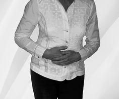 Vrouw 50 ernstige darmproblemen. Veel baat bij Body Stress Release.