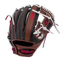 Wilson A2K DP15 GM Dustin Pedroia Infield Baseball Glove | Wilson Baseball