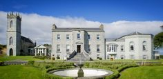 5 Star Luxury Hotel Galway | Glenlo Abbey Hotel - will be staying here while in Galway