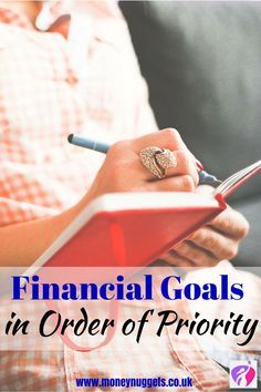 Do you have too many financial goals? The importance of financial goal setting cannot be overstated. To achieve your financial goals, you must learn to set them in this order of importance. Here's how to prioritize them.