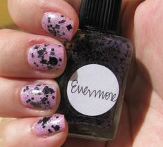 Evermore over Chanel Lilac Sky: