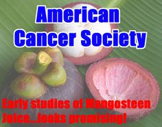 Still more research needed, but the fact that the American Cancer Society is looking is a great sign! Anything to increase the odds is great...especially organic , plant-sourced products like Vemma (thevemmaway.vemma.com) which may help balance out all of those chemicals involved in cancer treatments.