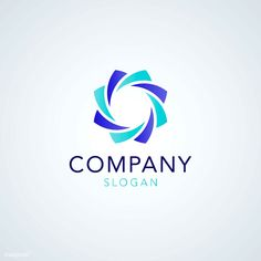 Download Premium Vector Of Blue Creative Company Slogan Vector 1199834